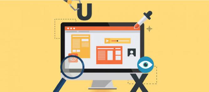 طراحی گرافیک سایت استاندارد