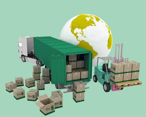 Modern Courier Service
