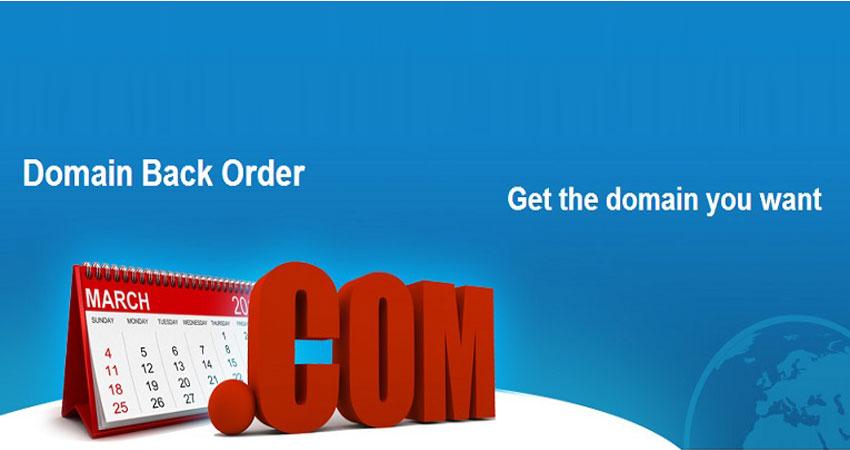 بک اوردر دامنه (Backorder domain) چیست؟