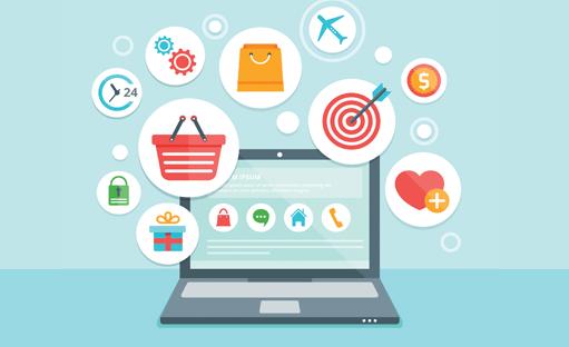 مراحل راه اندازی و ساخت فروشگاه اینترنتی