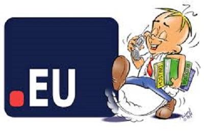 ثبت دامنه .EU