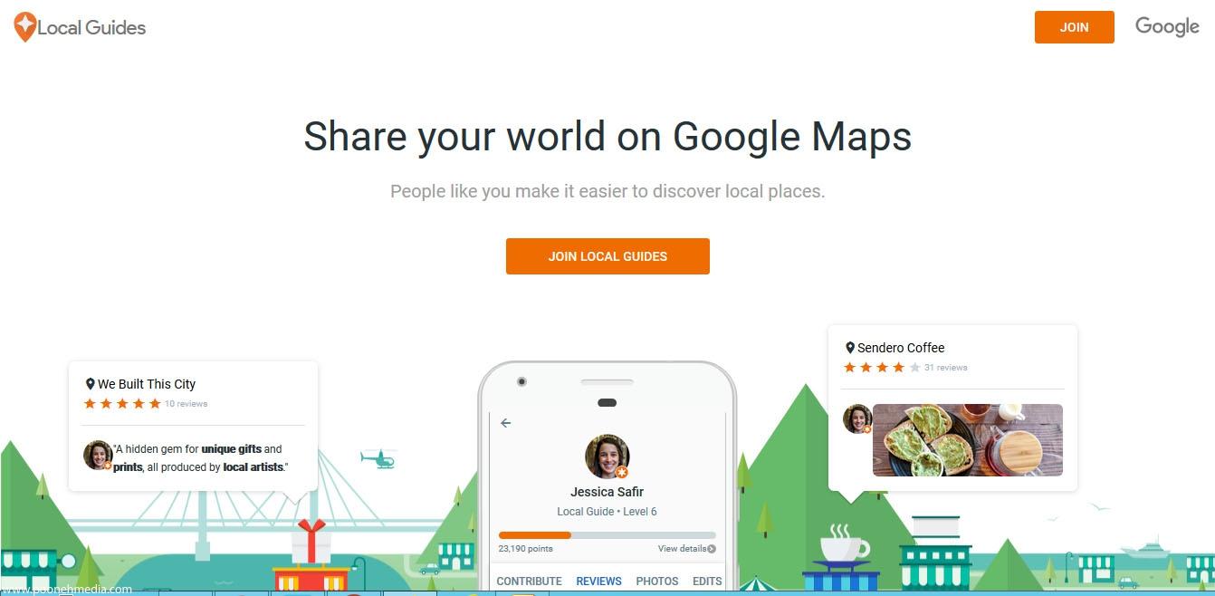 blog-org-1366-1523518532-what-is-localguides  Local Guide , لوکال گاید گوگل چیست, سطوح لوکال گاید , نحوه دریافت امتیاز برای لوکال گاید