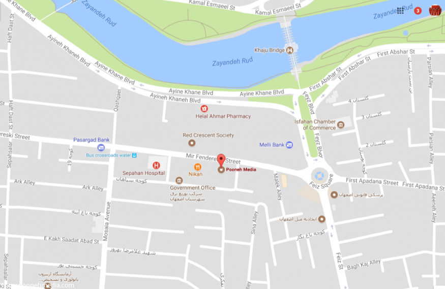 آموزش ثبت آدرس در نقشه گوگل